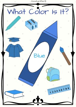 Blue - What Color Is It