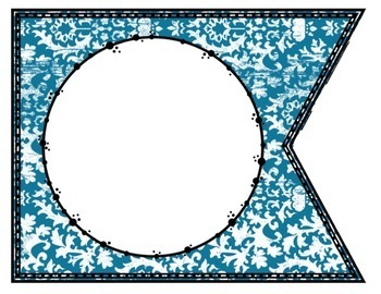 Blue and White Editable Banner