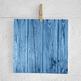 Blue Wood Scrapbook Paper