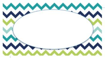 Classroom Organization Bundle (binders and labels)
