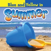 Blue and Yellow in Summer