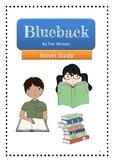 Blueback by Tim Winton HIGHER ORDER THINKING NOVEL STUDY