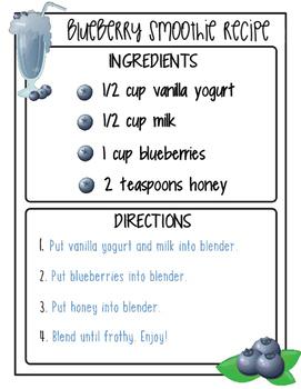 Blueberry Language