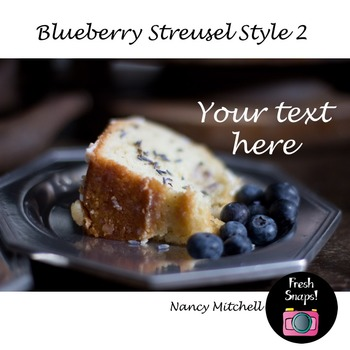Blueberry Streusel Style 2