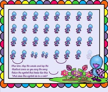 Bluebird, Bluebird: Prep. High Do' & Practicing Ta-a - SM NTBK Ed.