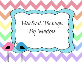 "Bluebird Through My Window (Kodaly, Teaching ""Fa"")"
