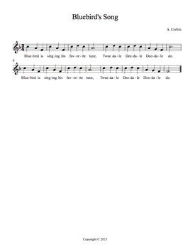 Bluebird's Song