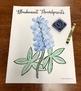 Bluebonnet Thumbprint ART Freebie!