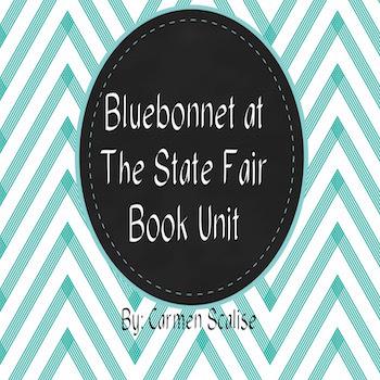 Bluebonnet at the State Fair Book Unit