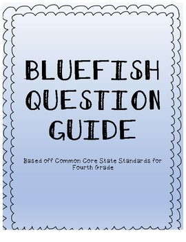 Bluefish Writing Prompts
