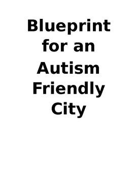 Blueprint to an Autism Friendly City
