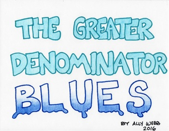 Blues Cartoon 1