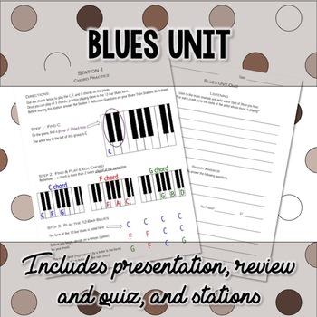 Blues Unit