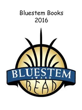 Bluestem 2016 Images with QR Codes