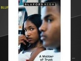 "Bluford Series Book #2- ""A Matter of Trust."" Power Point P"