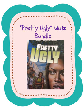 "Bluford Series -""Pretty Ugly"" Quiz Bundle"