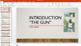 "Bluford Series Workbook for ""The Gun"" by Paul Langan"