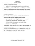 Bluman Statistics Chapter 6 Project