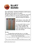 Blurt Board Classroom Management - stop the interrupting today!