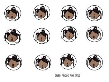 Blurt Chart { Freebie }