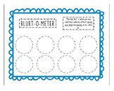 Blurt-O-Meter - Behavior Management Tool