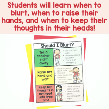 Impulsivity Resources - Blurt Control