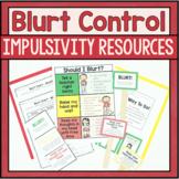 Impulsivity Resources - Blurt Control