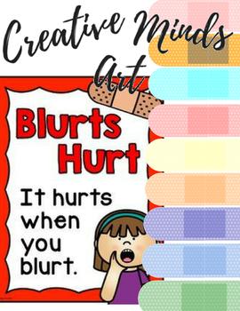 Blurting is Hurting