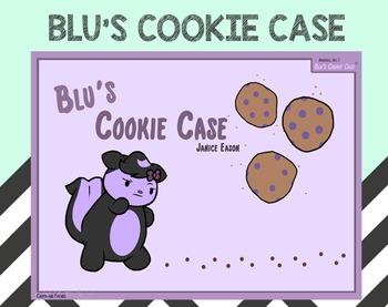 Blu's Cookie Case