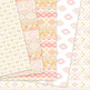 Blush aztec Digital Paper Boho digital papear rrows tribal scrapbook background