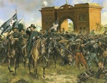 Bundle of 2 - American Civil War - Gettysburg Address & Emancipation