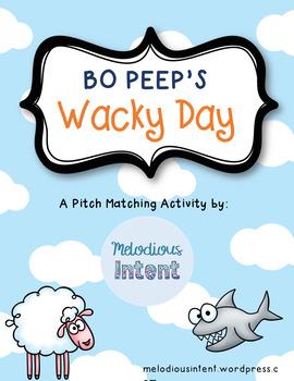 Bo Peep's Wacky Day