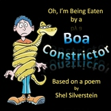 Music Activity for K-1st: Boa Constrictor