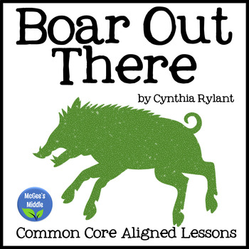 Boar Out There by Cynthia Rylant