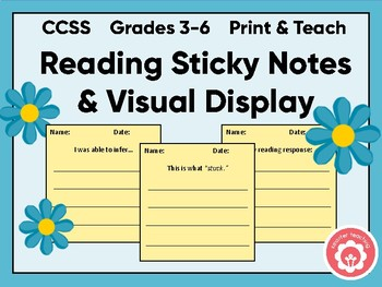 Reading Sticky Notes And Board Display
