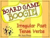 Board Game Boogie: Irregular Past Tense Verbs
