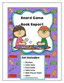 Board Game Book Report