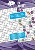 Fractions, Add & Subtract, Decimals and Fractions - 5 boar