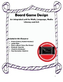 Board Game Creation Project