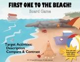 Board Game: Descriptions, Compare & Contrast Skills & More