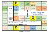 Board Game: Elapsed Time Race
