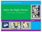 Board Game: Make the Right Choice
