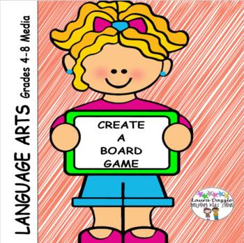 Board Game Media Assignment Grades 4-8