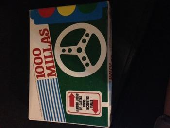 1000 Millas Board Game: Mille Bornes in Spanish