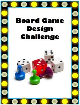 Board Game STEM Design Challenge