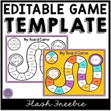 Board Game Template | Editable