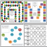 10 Board Game Templates - Create Customized Board Game using MS Word