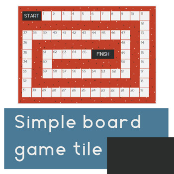 Board Game Tile
