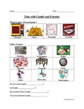 Board Games & Games