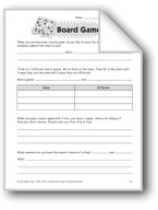 Board Games (Thinking Skills)
